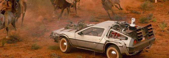 "В новом ивенте Rainbow Six: Siege нашли DeLorean из ""Назад в будущее 3"""