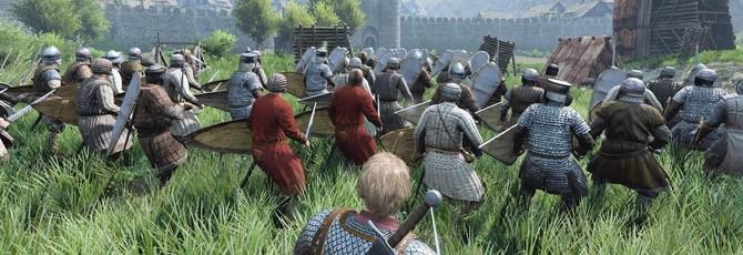 Новый блог разработчиков Mount and Blade 2: Bannerlord посвящен осаде