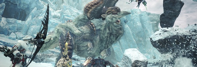 Capcom объяснила, почему Monster Hunter: World стала успешной на Западе