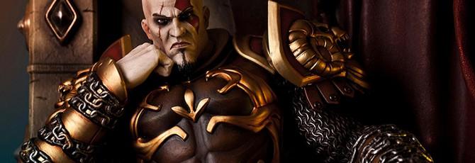 Кратоса из God of War могли назвать другим именем