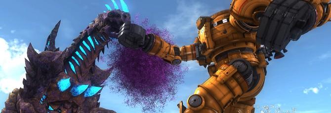 Earth Defense Force 5 выйдет в Steam 11 июля