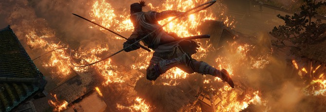 Моддер сделал боевую систему Sekiro: Shadows Die Twice похожей на Bloodborne
