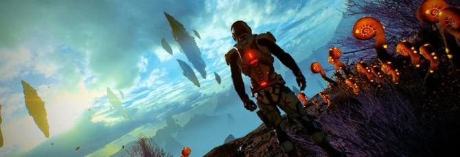 Для Mass Effect Andromeda тоже вышел мод с видом от первого лица