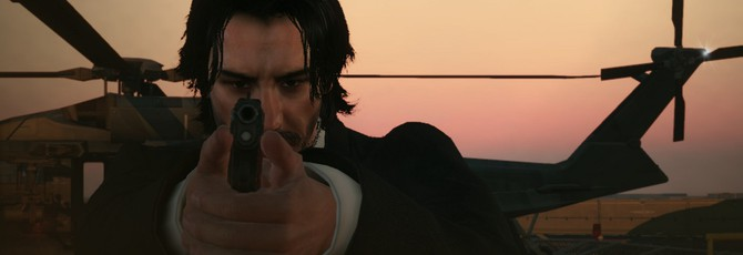 Metal Gear Solid 5 можно пройти за Джона Уика благодаря моду