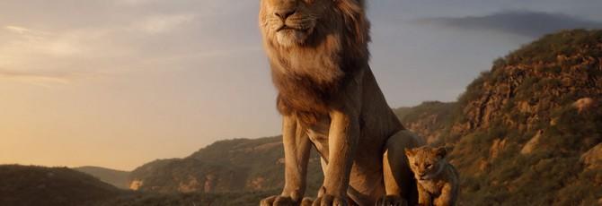 """""""Потрясающие визуальные эффекты"""" — первые отзывы о ремейке """"Король Лев"""""""