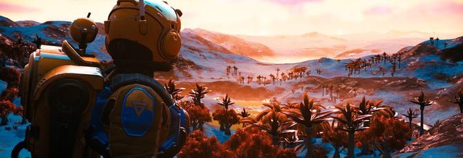 Большинство критиков No Man's Sky не владеют игрой