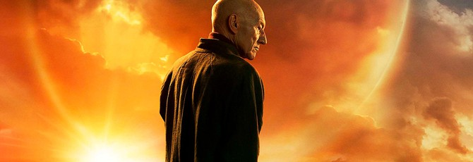 Жан-Люк Пикард обзавелся собакой в Star Trek: Picard