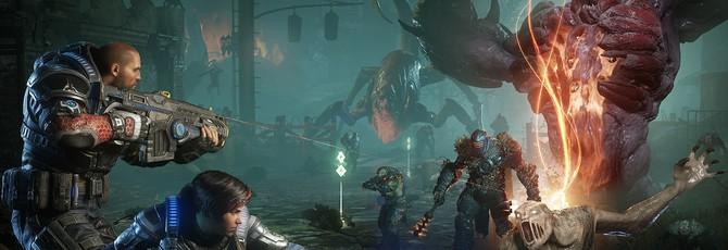 Новые трейлеры Gears 5 демонстрируют режим Escalation и карты для мультиплеера