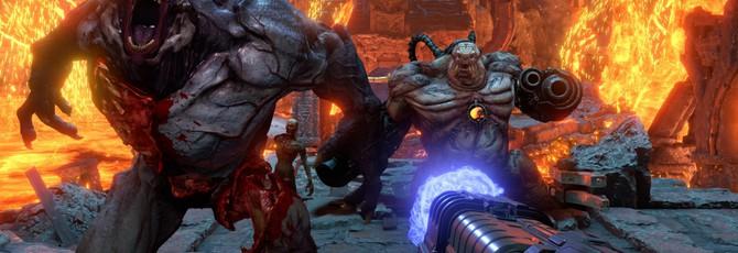 id Software: Мы постарались сделать мультиплеер похожим на сюжетную кампанию