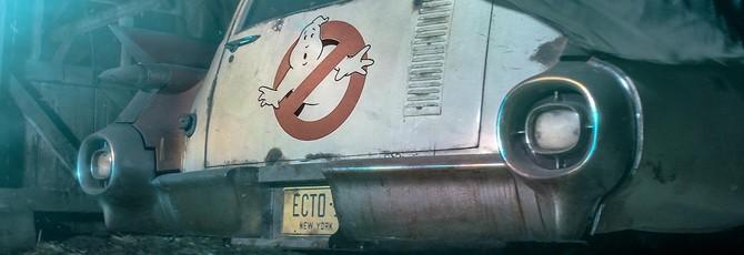 Режиссер Ghostbusters 2020 поделился фотографией со съемок