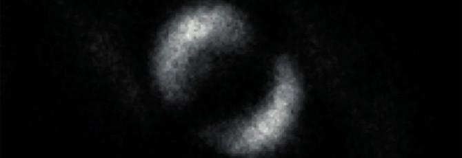 Ученые представили первое изображение квантовой запутанности