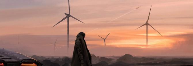 Фантастические Миры: Стив Вонг