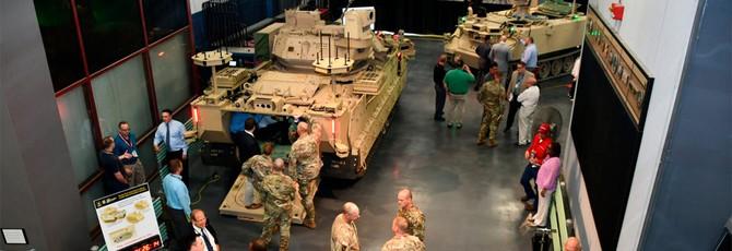 Армия США начнет испытание бронированных роботов в 2020 году