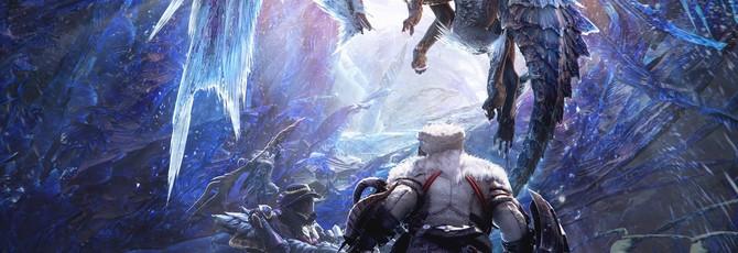 Дополнение Iceborne для Monster Hunter: World будет легким не для всех
