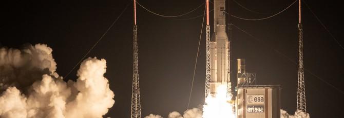 Франция создаст космическое командование для защиты своих спутников