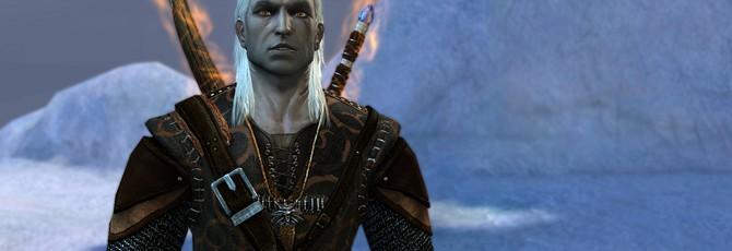 Первая The Witcher получила апгрейд текстур от нейросети