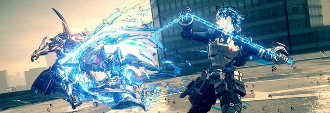 Шесть минут нового геймплея Astral Chain