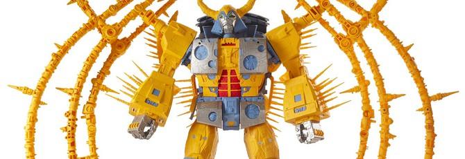 Hasbro может выпустить игрушку Юникрона высотой 70 сантиметров