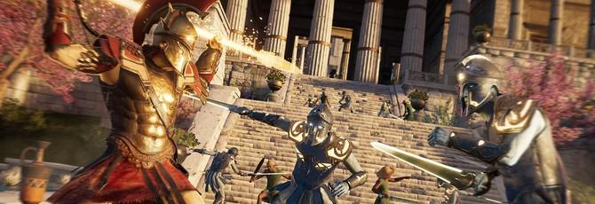 Первые 15 минут заключительного сюжетного эпизода Assassin's Creed Odyssey