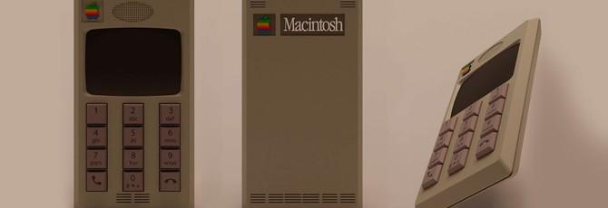 Если бы iPhone вышел в 80-ые годы