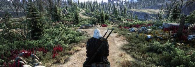 Убийца fps — The Witcher 3 Exodus добавляет в игру трассировку лучей