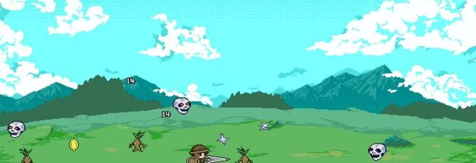 Сражения и открытый мир в трейлере ретро-RPG Artifact Adventure Gaiden DX