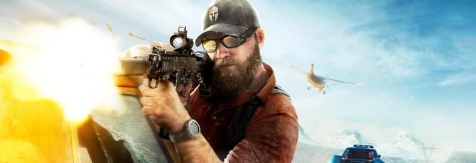 Ubisoft анонсировала последнее обновление для Ghost Recon Wildlands
