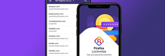 Mozilla Lockwise сообщит, если ваша учётная запись была украдена