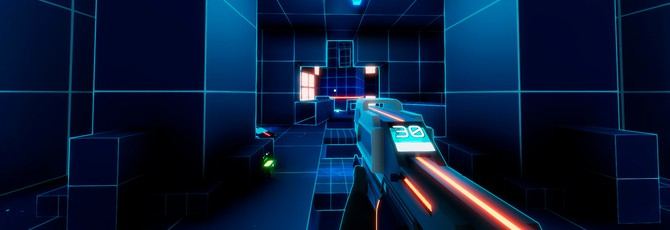 Get To The Orange Door — смесь из Titanfall и DOOM в стиле 80-ых