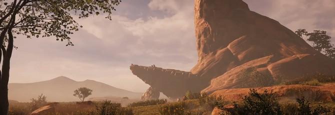 """Энтузиаст воссоздал локации из """"Истории Игрушек"""" и """"Короля Льва"""" в редакторе уровней Far Cry 5"""