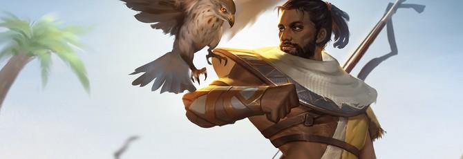 SDCC 2019: Pure Arts представила качественную фигурку Байека из Assassin's Creed Origins