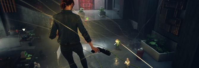 Все пять форм Service Weapon в новом геймплее Control