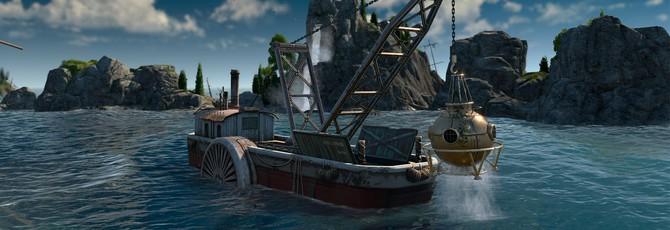 Первое DLC Anno 1800 позволит доставать сокровища с морского дна