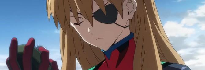 Тизер и дата выхода Evangelion: 3.0 + 1.0