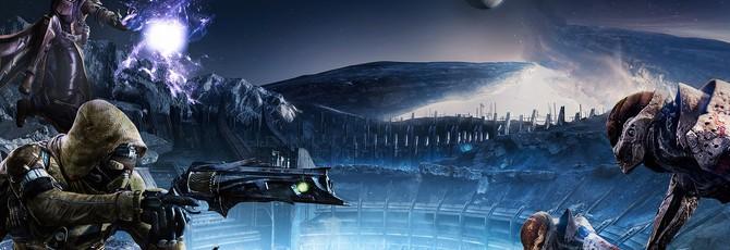 Bungie показала какой, будет Луна в Destiny 2: Shadowkeep