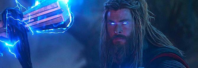 """SDCC 2019: Вырезанная сцена из """"Мстители: Финал"""" с Тором и Ракетой"""