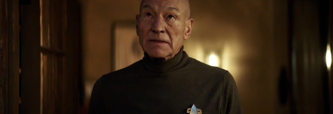 SDCC 2019: Первый трейлер Star Trek: Picard