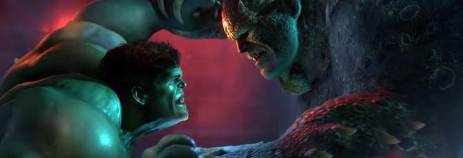 Square Enix покажет всем геймплей Marvel's Avengers после gamescom 2019