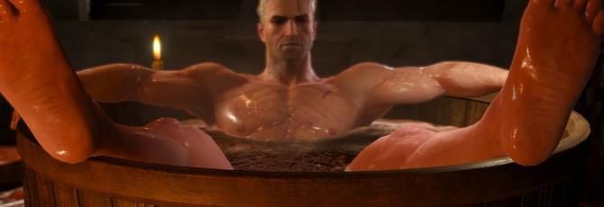 """В """"Ведьмаке"""" от Netflix будет сцена в ванной"""