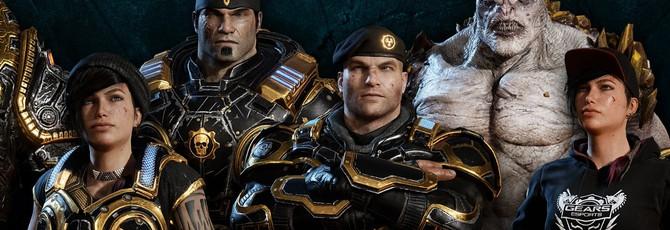 Персонажей для мультиплеера Gears 5 можно будет покупать за реальные деньги
