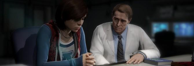 Beyond: Two Souls вышла на PC в EGS