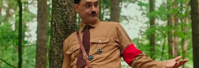 """Тайка Вайтити в роли Гитлера — первый трейлер сатиры """"Кролик Джоджо"""""""