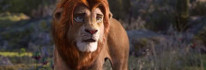 """Героев """"Короля Льва"""" перерисовали в стиле оригинального мультфильма"""