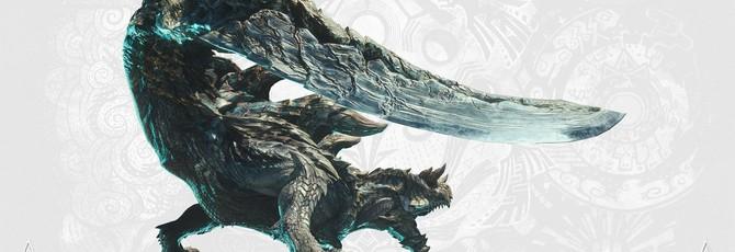 Capcom представила монстра Acidic Glavenus в новом геймплее Monster Hunter World: Iceborne