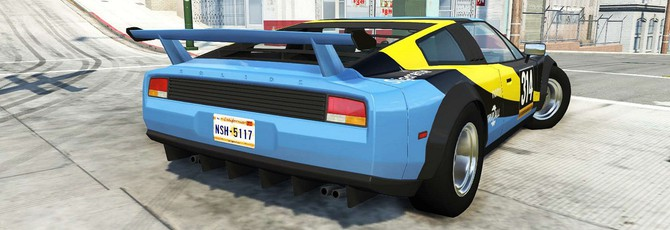 Моддер перенес карту Либерти-Сити из GTA 3 в BeamNG.drive