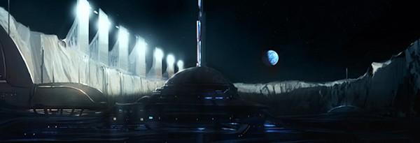 Sunday Science: гигантские космические пауки построят лунную базу для людей