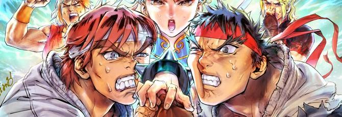 Ёсинори Оно опроверг слух о Street Fighter 6