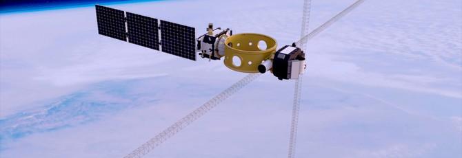 ВВС США запустили крупнейшую беспилотную структуру в космос