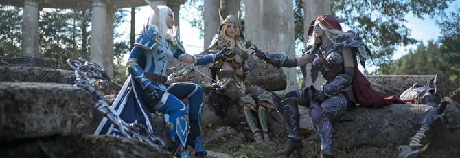 Пятничный косплей: Торин, эльфийки из World of Warcraft и Молчунья из MGS V