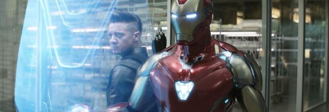 """Прощание с героем — вырезанная сцена из """"Мстители: Финал"""""""